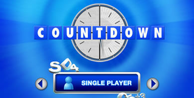 Countdown the Board Game by Rocket Games |Countdown Game