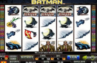 VCBet offer increased bonus with Batman game