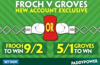 Carl Froch v George Groves – Enhanced Betting – Froch at 9/2 or Groves 5/1