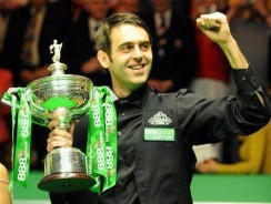 Win a free £25 bet voucher with our 147 World Snooker Competition